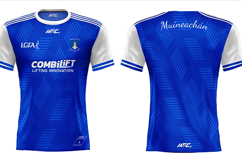 Monaghan Ladies jersey (A)