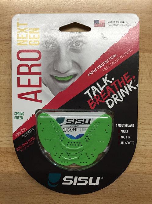 SISU Aero mouthguard