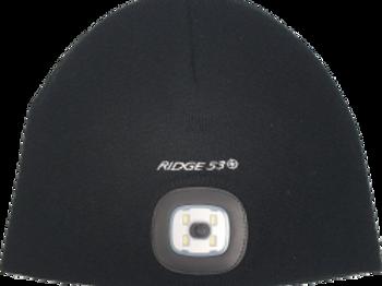 Ridge LED beanie