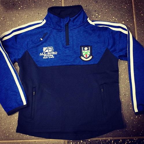Monaghan GAA boys 1/2 zip