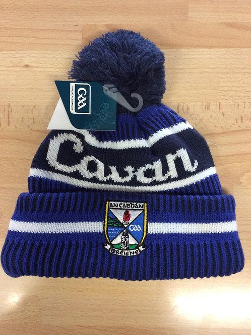 Cavan GAA bobbin hat