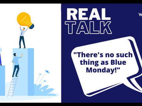 REAL TALK - Why we are promoting Brew Monday (and debunking the myth of Blue Monday!)