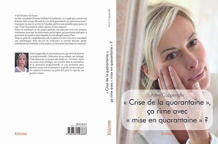 crise de la quarantaine, roman, Anne Van Coppenolle