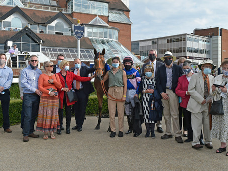 Faithful Spirit Makes Debut Outing a Winning One