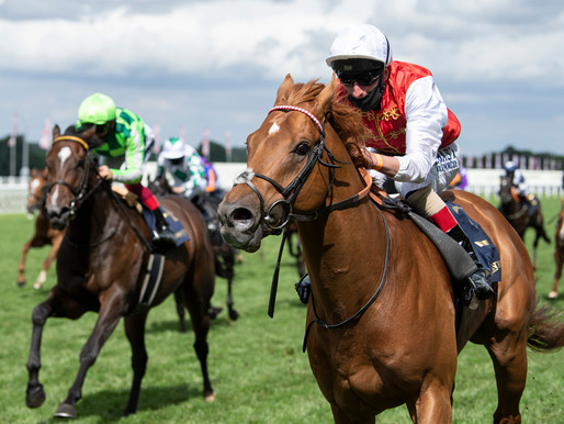 Golden Horde Brings Home Commonwealth Cup in Royal Ascot Success
