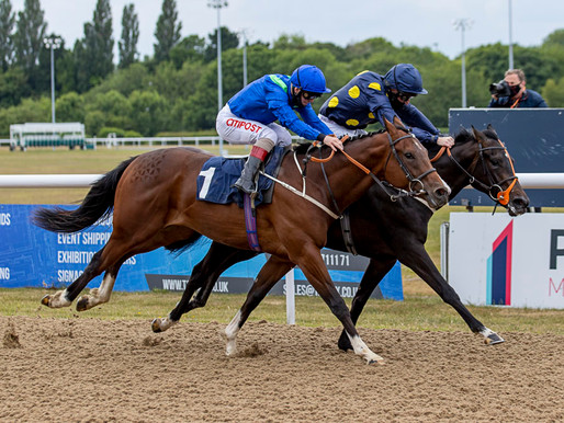Follow Suit Becomes First Winning 2yo of the 2020 Season