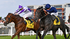 Wings Of War Flies to Victory with Mill Reef Stakes Win