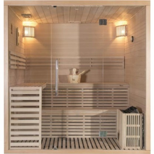 Calidus Hemlock Sauna von Wellis