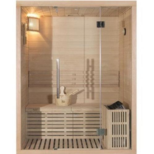 Igneus Hemlock Sauna von Wellis