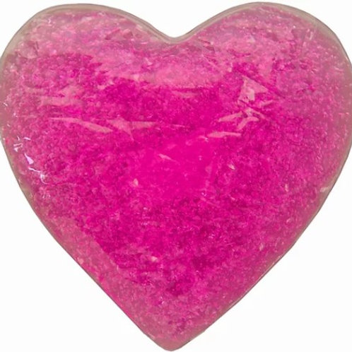 Pink Heart Ice Pack  CLEARANCE