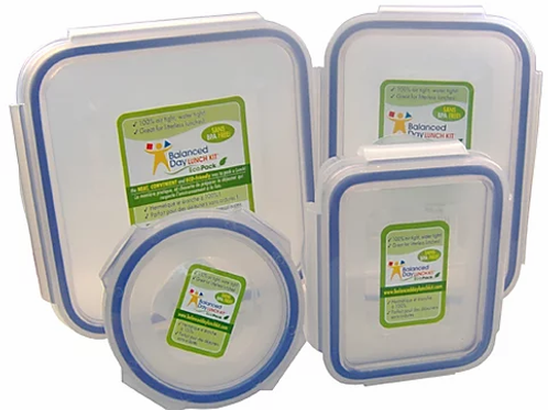 Eco Pack (set of 4)  CLEARANCE