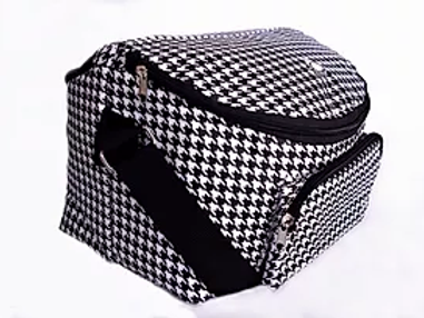 12 Hour Shift Bag-Houndstooth CLEARANCE!!