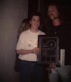 Metallica Multi-Platinum