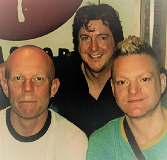 Erasure - West Hollywood, CA 2008