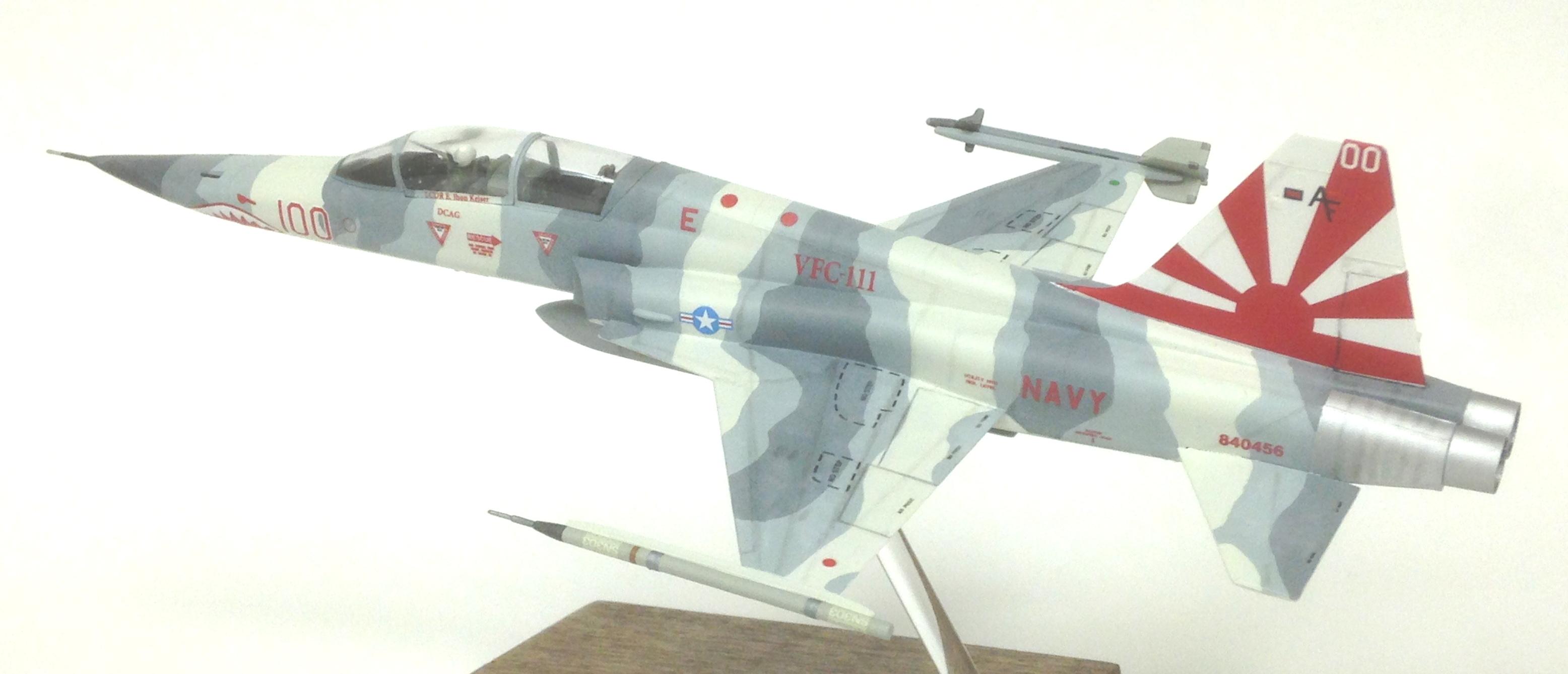 F-5F Sundowners