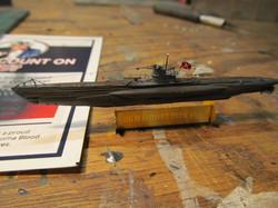 Type VIIB U-Boat
