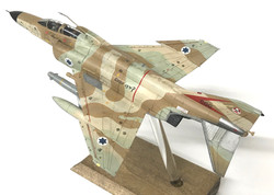 israeli F-4E Kurnass 2000