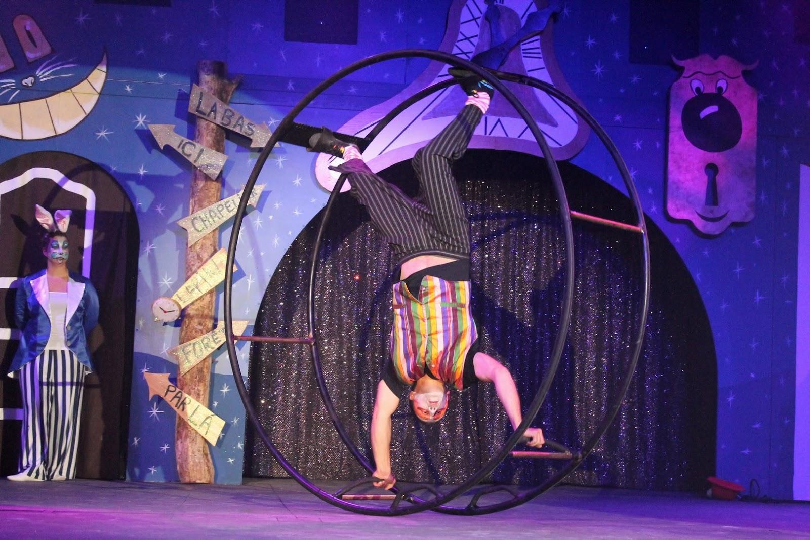 Cadets'Circus 2015