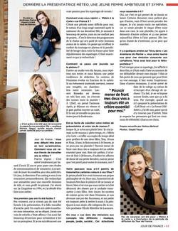 Jour de France Magazine / M. Vignes