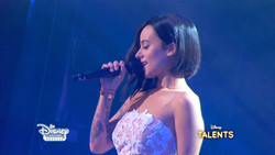 Disney Talents / Alizée