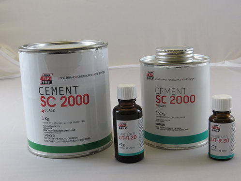 Rema SC 2000 and Hardener (Quart - 1 Kg.)