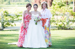 Darla Moore at wedding in Lake City, SC wedding photography Moore family botanical gardens