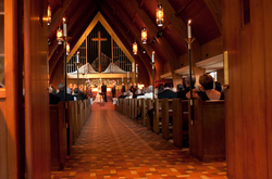 Charlotte Wedding Photography of a beautiful Church and wedding venue