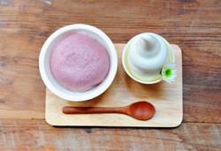 찐아세트(찐빵+아이스크림)