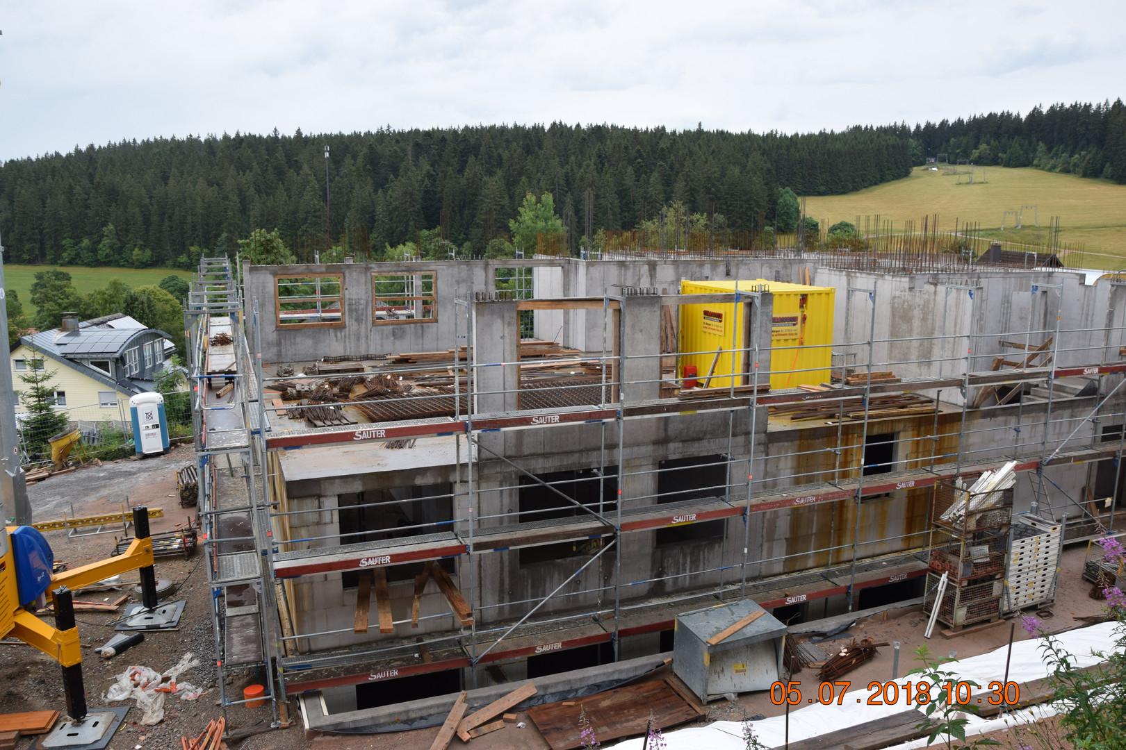 Wohnen und Pflegen in Schönwald