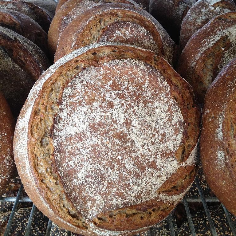 One Dough, Five Breads