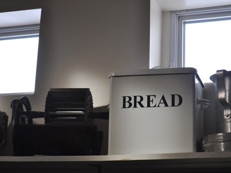 THE BEAUTY OF STALE BREAD