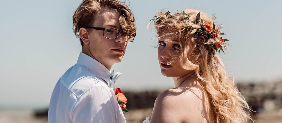 Elopement Beach Wedding