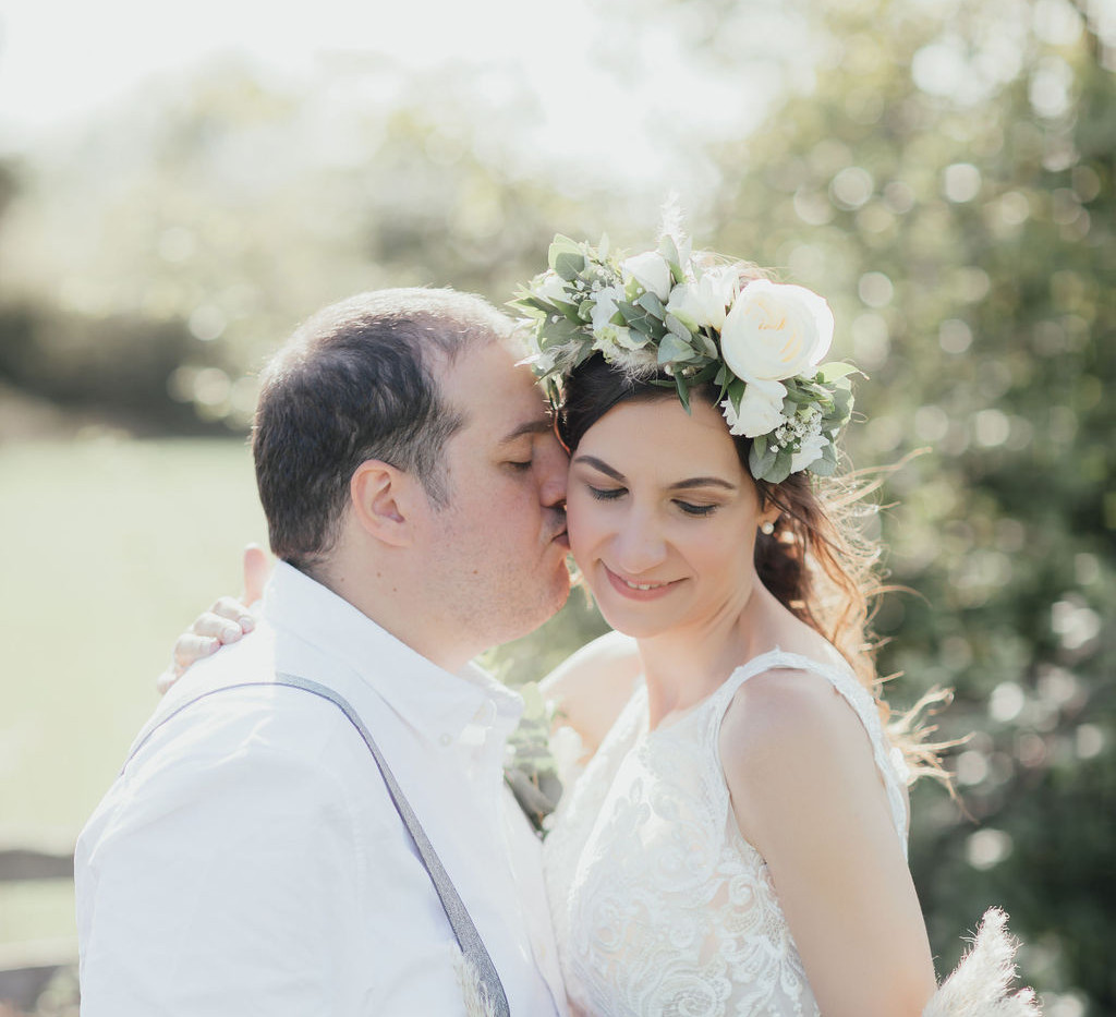 Outdoor Wedding Styled Shoot at The Paddock Common Farm