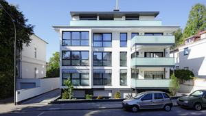 Mehrfamilienhaus S, Gießen