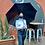 Thumbnail: Death & Taxes Large Umbrella (pick up only)