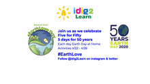 iDig2Learn joins Roosevelt Island for Earth Day Online 2020