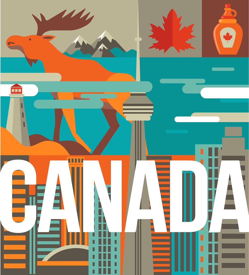 Visados para Canada