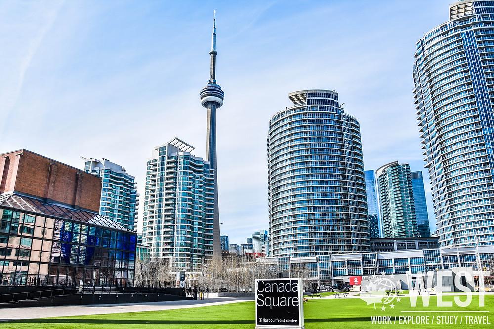 Cursos de Inglés en Toronto - West Education Group