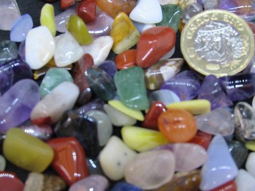 Tumblestones bag 12 mm 1kg