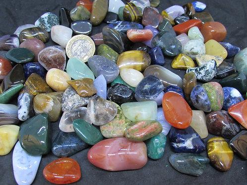 Tumblestones bag 25 mm 1kg