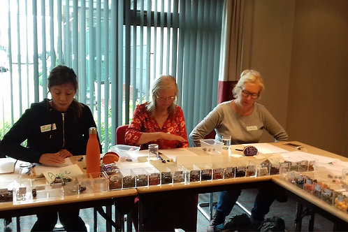 Level 2 Crystal Healing  November 7th 2021 DONCASTER