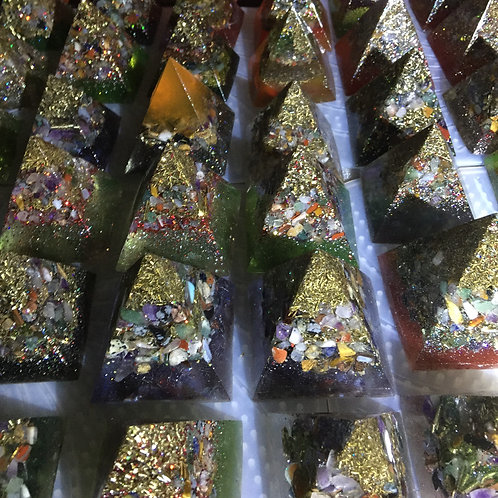 Orgone Pyramid (50mm)
