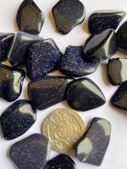 Blue Goldstone