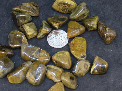Lionskin quartz