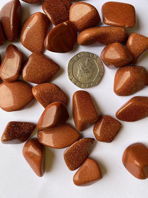 Brown Goldstone