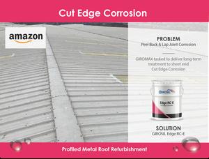 GIROSIL Cut edge Corrosion Treatment
