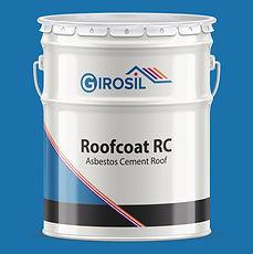 Girosil Roofcoat RC (Asbestos) Blue Tin.