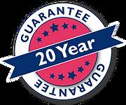 20 Year Guarantee Girosil
