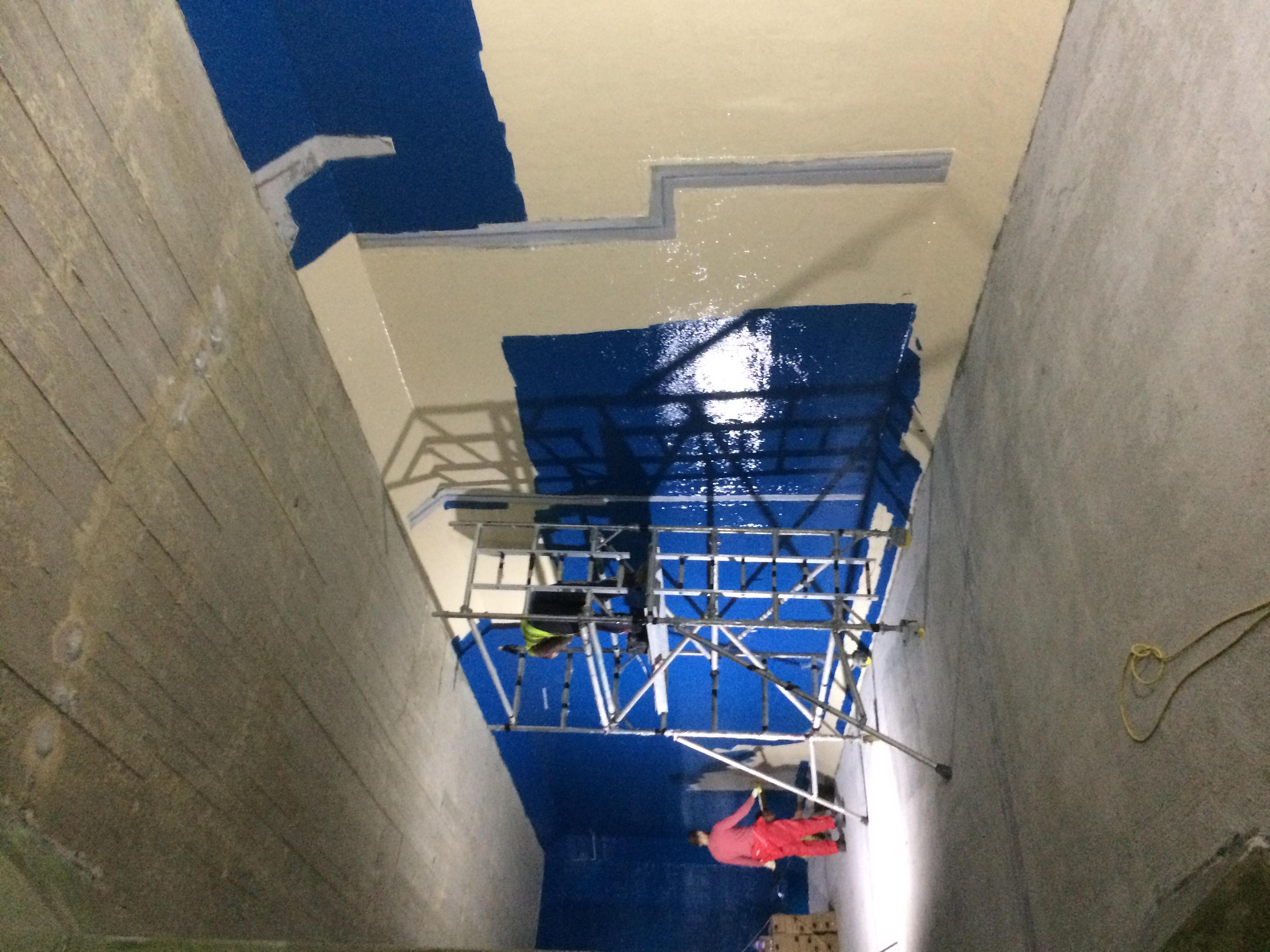 Underground Service Reservoir
