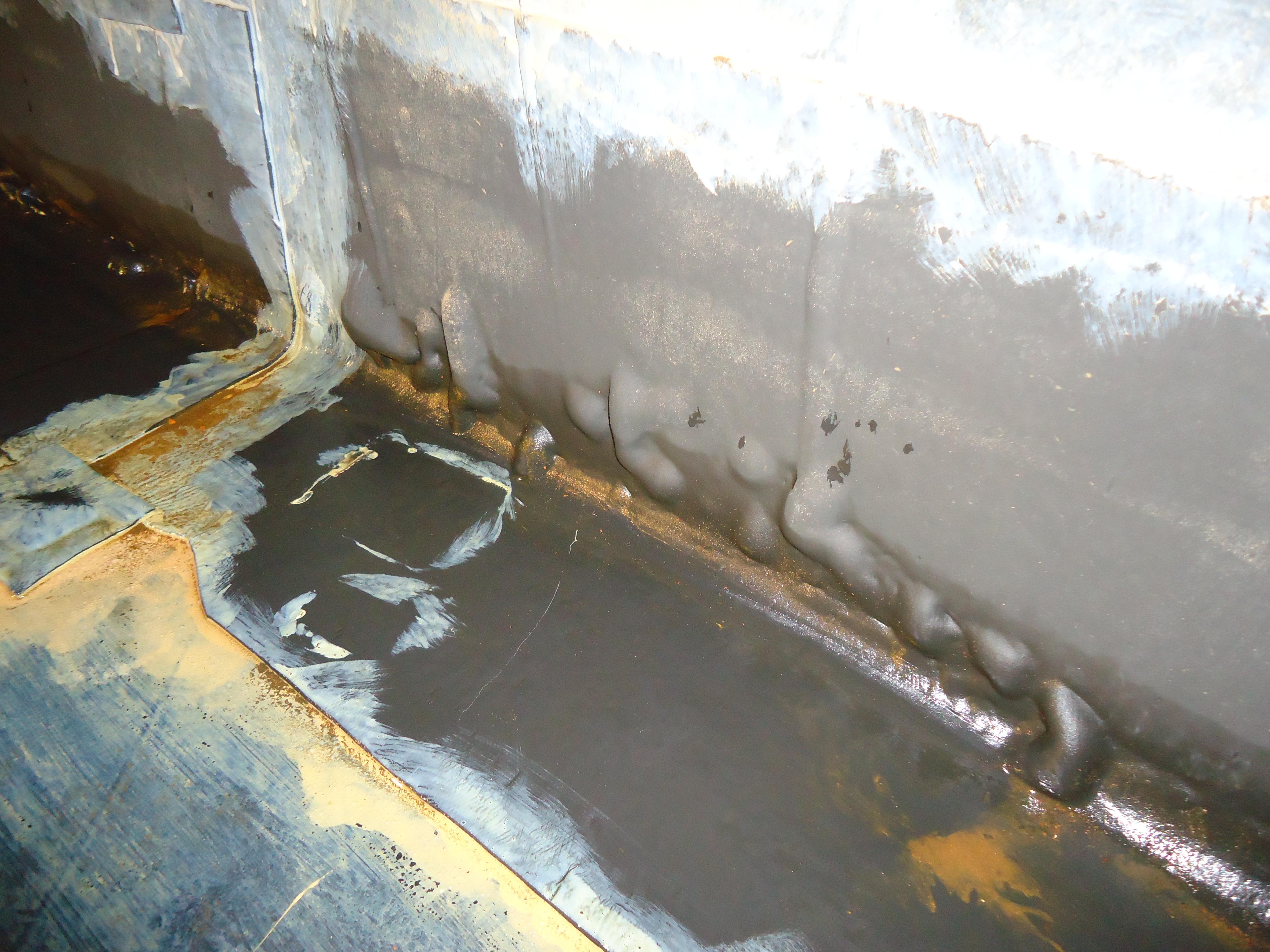 Fire Sprinkler Tank Lining & Repair | Covac
